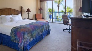 King Bedroom with Gulf View