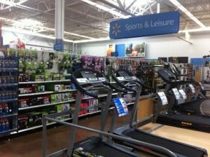Je fitness apparaten koop je gewoon in de supermarkt :-)