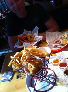 Shrimper's Heaven.