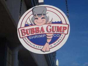 Bubba Gumo Shrimp It's a household name