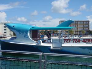 Ben blij dat we niet voor deze boot hebben gekozen ;-)